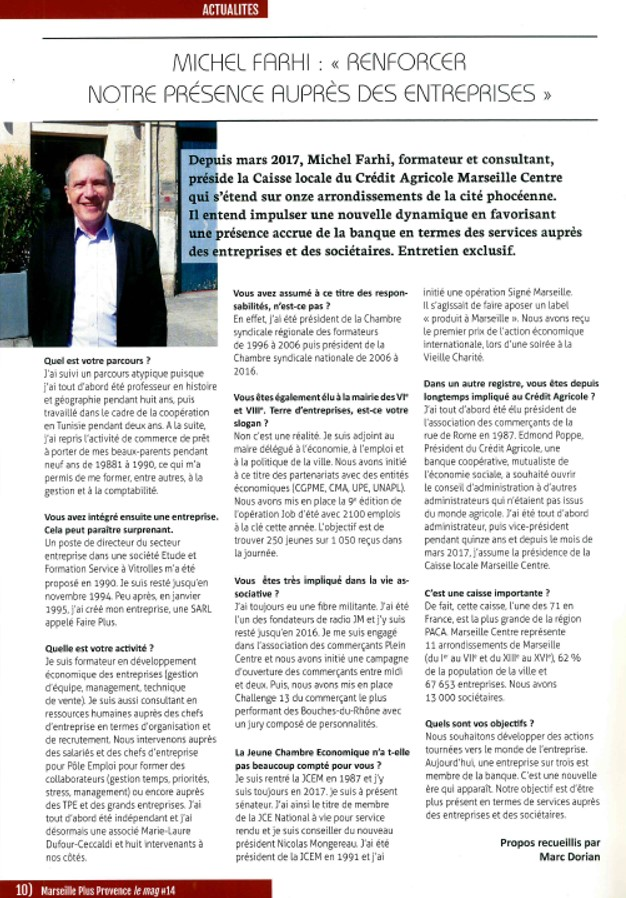 Marseille Plus Provence le Mag