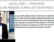 Michel Farhi Le Mag Eté 2017