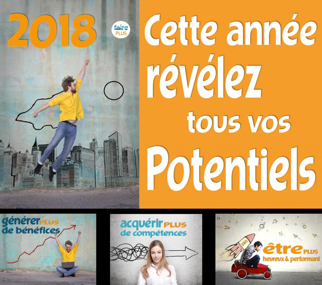 Potentiels 2018